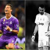 Tops/Flops Juventus-Real : Ronaldo record, Buffon maudit