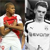 Monaco-Dortmund : Mbappé a encore frappé, le Borussia trop friable