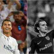 Cristiano Ronaldo-Antoine Griezmann