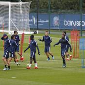 Trapp et Verratti dans le groupe du PSG pour le Real Madrid