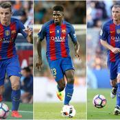 Umtiti, Digne, Mathieu : où en sont les Français de Barcelone ?