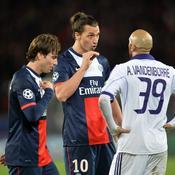 Zlatan Ibrahimovic et Maxwell