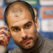 Pep Guardiola Barcelone