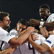 Un PSG aux deux visages se rassure en Ligue des champions