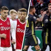 Juventus-Ajax: Une jeunesse dorée pour contrer l'arme fatale Ronaldo