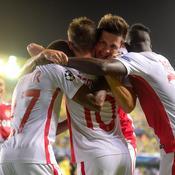 Vainqueur à Villarreal, Monaco touche au but