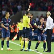 Verratti blanchi par l'UEFA après son rouge contre Arsenal