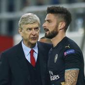 Wenger : «Giroud a quelque chose de spécial au niveau de son caractère»
