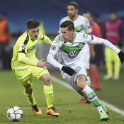 Wolfsburg s'est fait quelques frayeurs contre la Gantoise
