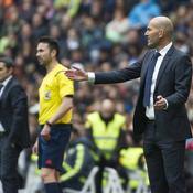 Zidane au révélateur de la Ligue des Champions