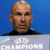 Zidane avant Bayern-Real : «On ne va pas faire dans notre froc»