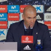 Zidane avant PSG-Real : «Nous sommes prêts»