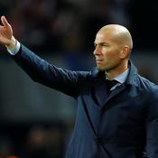 Zidane : «Le PSG n'a pas été faible, le Real a été très bon»
