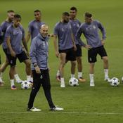 Zidane: «Le Real sait se nourrir de cette pression»