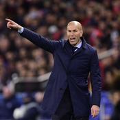 Zidane : «Moi, un meilleur tacticien qu'Emery ? Quelle connerie»