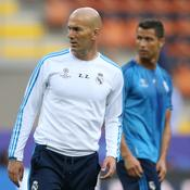 Zidane : «On va souffrir, mais on sait souffrir»