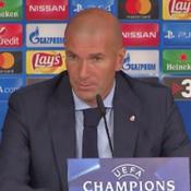 Zidane «pas inquiet» pour Benzema mais demande «de la patience»