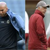 Bayern-Real : Zidane retrouve Ancelotti pour une place en demies