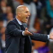 Zinédine Zidane : «Un truc énorme»