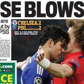 «José (Mourinho) a foiré» selon la presse anglaise