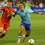 La Belgique et les Pays-Bas se neutralisent en amical