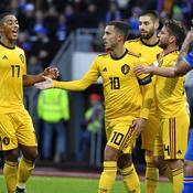 La Belgique future n°1 au classement Fifa : «on aurait préféré être champions du monde», rétorque Hazard
