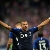 Les buts de Mbappé et Giroud en vidéo