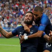 Les champions du monde français, vainqueurs et fêtés