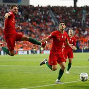 Le Portugal domine les Pays-Bas et s'adjuge la première Ligue des nations