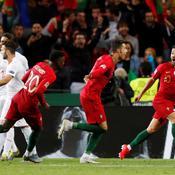 L'extraterrestre Ronaldo envoie le Portugal en finale de la Ligue des nations