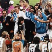Avec l'Europe, l'OM «a fait son retour dans le cœur des gens» pour Bernard Tapie