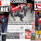 «Barbarie», «Tragédie» : l'Espagne sous le choc après la mort du policier