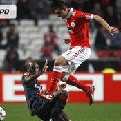 Benfica-Paris SG en images