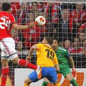 Benfica prend une option