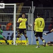 Dortmund-Paris SG en images