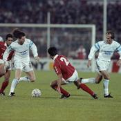 OM, Benfica, 1990