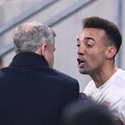 Génésio-Marçal, l'altercation pathétique pendant OL-CSKA