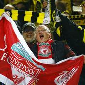 Grand moment quand Dortmund et Liverpool entonnent «You'll never walk alone»