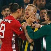 Ibrahimovic pète un plomb contre Fenerbahçe