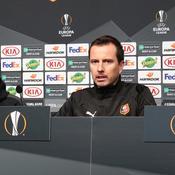 Julien Stéphan : «Le Betis Séville est favori, mais on a de l'ambition»