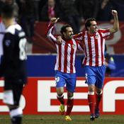 L'Atlético sans opposition