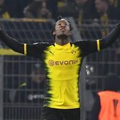 Batshuayi, à peine arrivé que Dortmund est déjà sous le charme