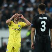 Chelsea ramène un bon nul de Francfort