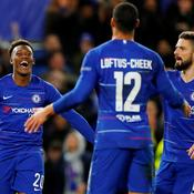 Ligue Europa : Chelsea et Naples en balade, Séville accroché