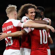 Ligue Europa : Arsenal tranquille, l'AC Milan dans la douleur