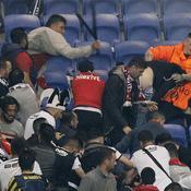 Lyon-Besiktas : l'UEFA ouvre des procédures disciplinaires