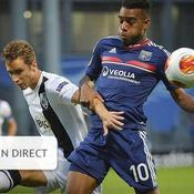 Lyon-Guimaraes en DIRECT