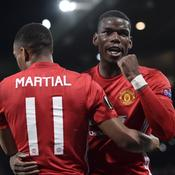 Manchester United cartonne, Pogba s'éclate