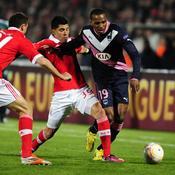 Nicolas Maurice-Belay Bordeaux-Benfica