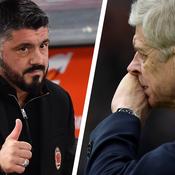 Milan - Arsenal : deux clubs, deux ambiances